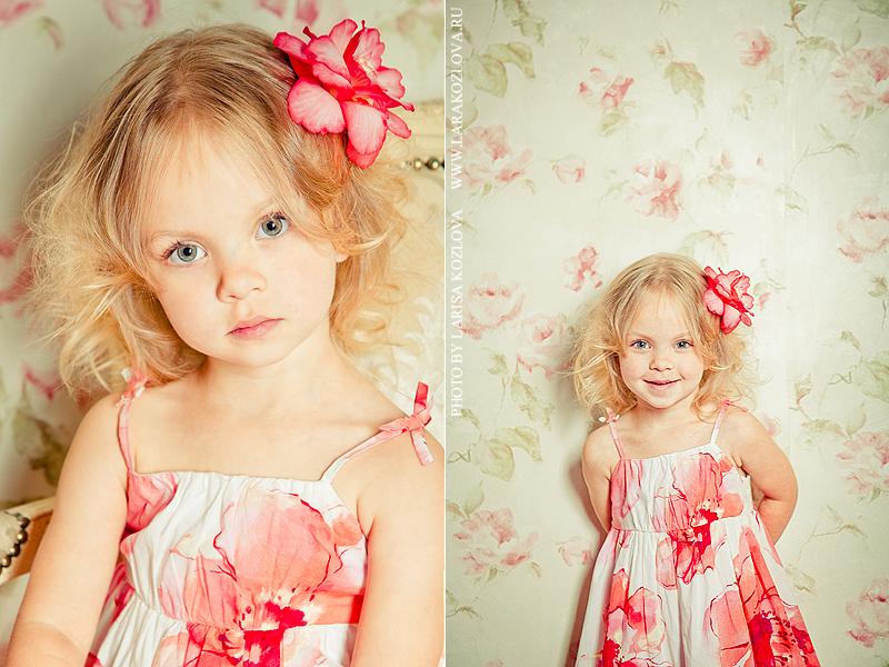фотосессии девочек в студии фото