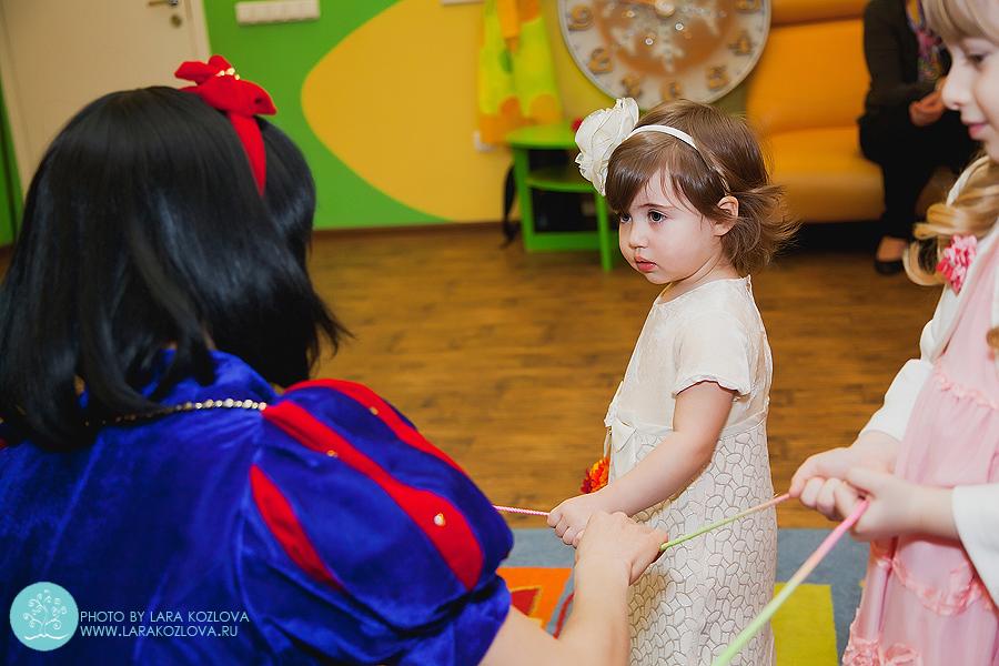 Фотосессия на детский день рождения