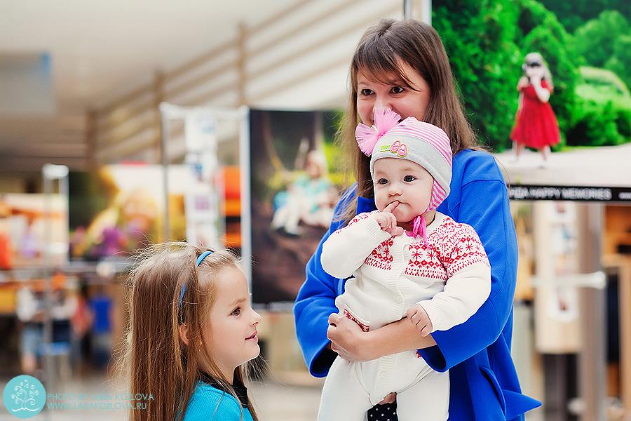"""Открытие фотовыставки детской и семейной фотографии """"Брызги лета"""""""