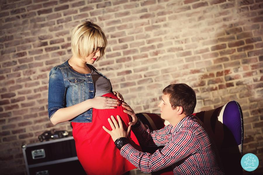 фотосессия беременности в Красногорске