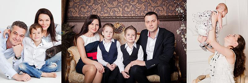 семейной фотосессии фото